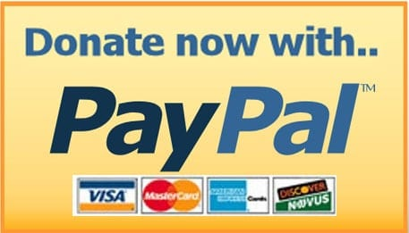 Click here to Donate now with PayPal