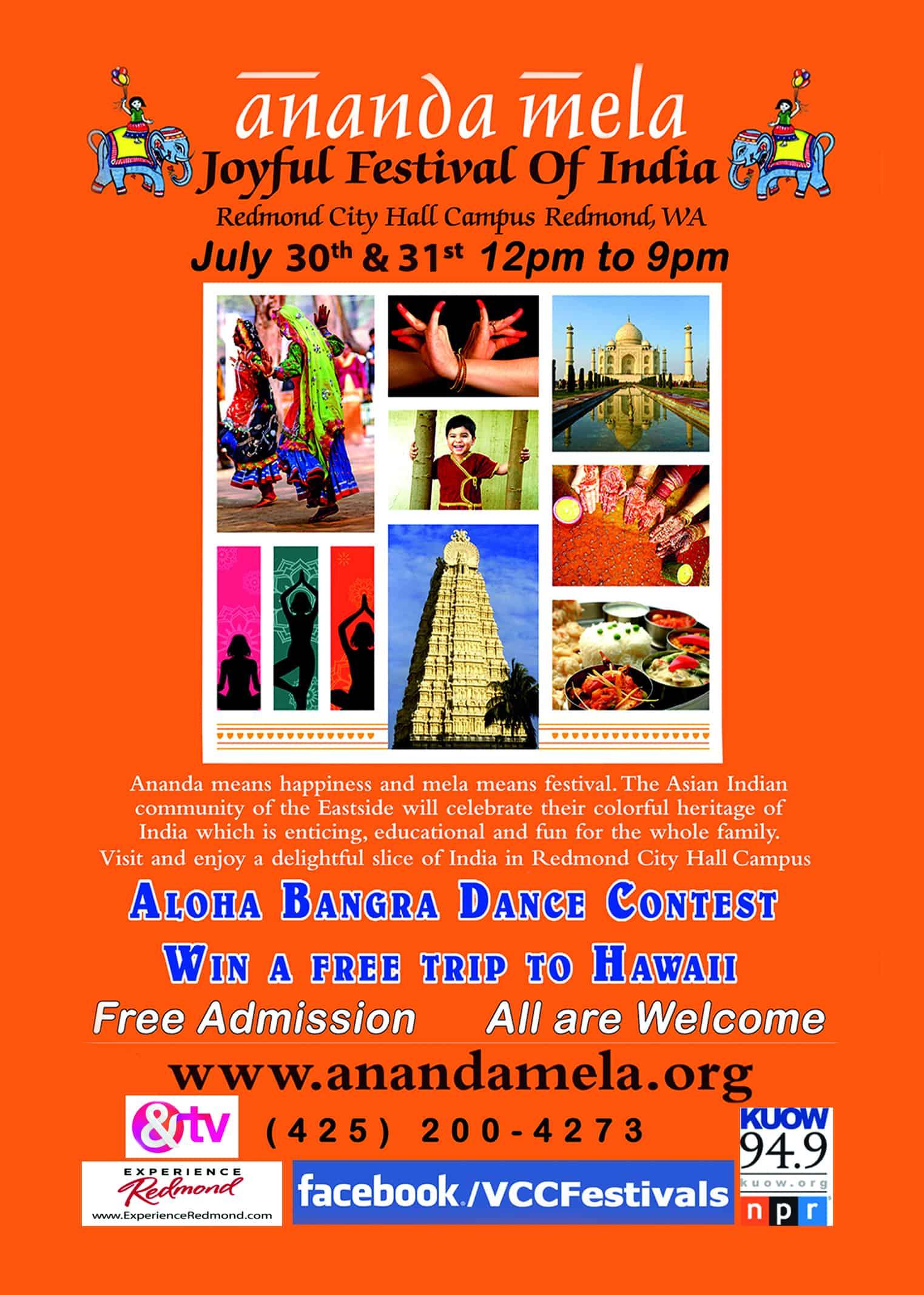 Anandamela Joyful Festival of India